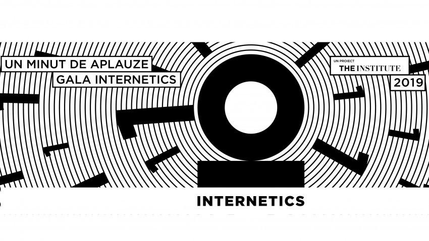 Internetics 2019 își premiază câștigătorii pe 18 noiembrie la Ateneul Român