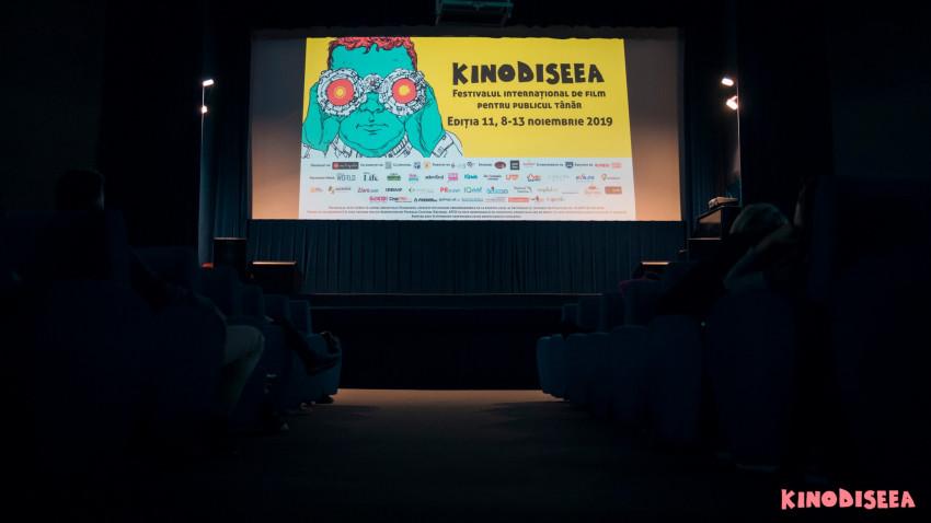 Festivalul Internațional de film KINOdiseea s-a încheiat duminică la Tulcea
