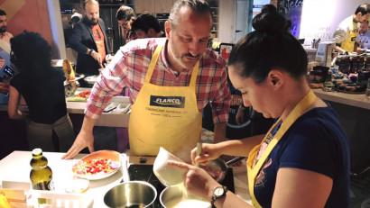 [Obsesii part-time] Mihai Bălan: În bucătărie e nevoie de repetiție, curaj, repetiție, observație, repetiție și... să-ți placă mâncarea