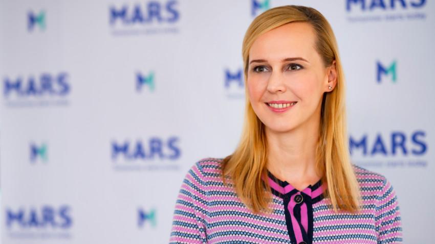 Zuzana Losakova si noua identitate Mars: Un brand de companie puternic este mai important ca oricand