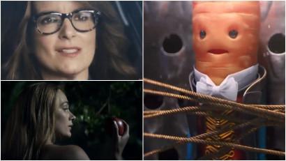 [Ad List] Tina Fey, morcovi și călătorii în timp