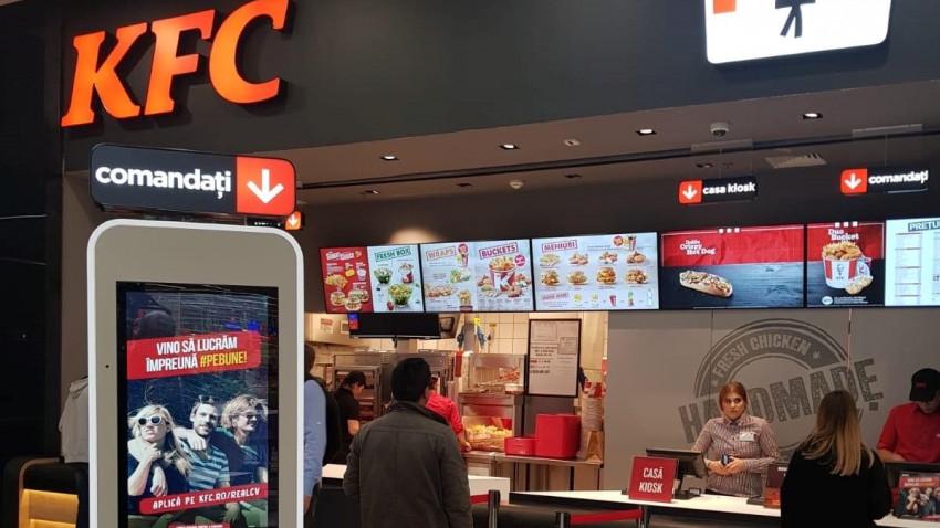 KFC inaugurează primul restaurant din orașul Zalău, în cadrul unui nou centru comercial