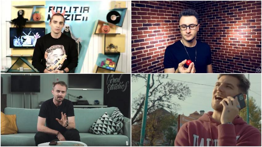 [România pe YouTube] Bunici, mecanici și oameni cu păreri