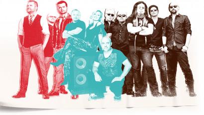 """Universal Music România & MediaPro Music şi URSUS Retro semnează campania """"Batalia Muzicii Retro"""" cu 3 Sud Est, Cargo si Class"""