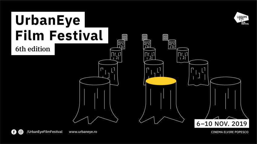 Începe UrbanEye Film Festival ediția a șasea!Filme în premieră, invitați speciali și evenimente la UrbanEye Film Festival