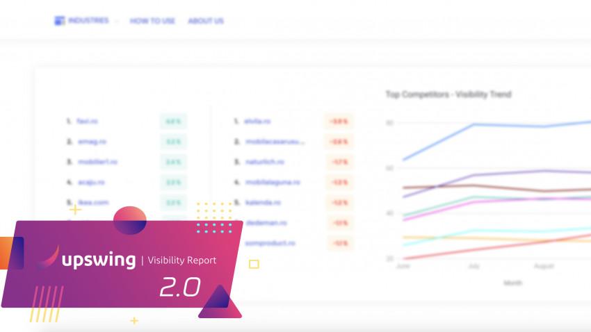 Visibility Report 2.0: extra date pentru businessurile din cursa vizibilității online
