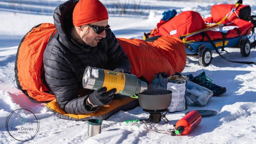 620 km la 6633 Arctic Ultra pentru copiii MagiCAMP