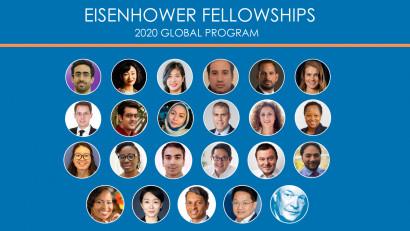 Cătălin Teniță (Geeks 4 Democracy) a fost selectat pentru Eisenhower Fellowships 2020