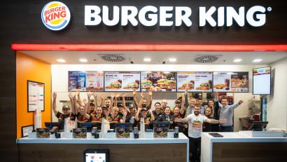 Noul Burger King din AFI Cotroceni – peste 6.000 de clienți serviți în primul weekend de la deschidere