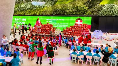 Ogilvy România și Globalworth Foundation au împlinit 700 de dorințe de Crăciun