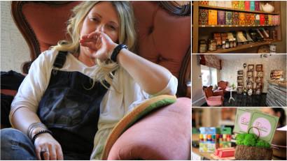Olivia Grigorescu, de la marketing de presa si publicitate, la antreprenoriat:Consumatorii nostri sunt cei care se opresc un pic din viteza vietii