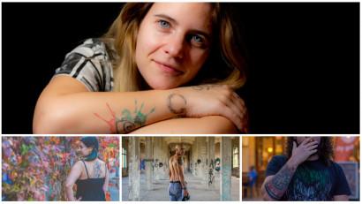 Daria Virbanescu: Nu am dat niciodată peste cineva care să nu știe să îmi spună de ce și-a făcut tatuaj
