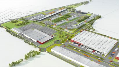 Globalworth începe construcția Constanța Business Park, cel mai extins parc mixed-use din România