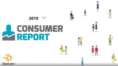 Starcom România lansează ediția 2019 a studiului Consumer Report