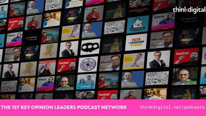 Thinkdigital lansează prima rețea de publicitate din România dedicată podcasturilor și deschide o nouă piață media pentru clienți și agenții