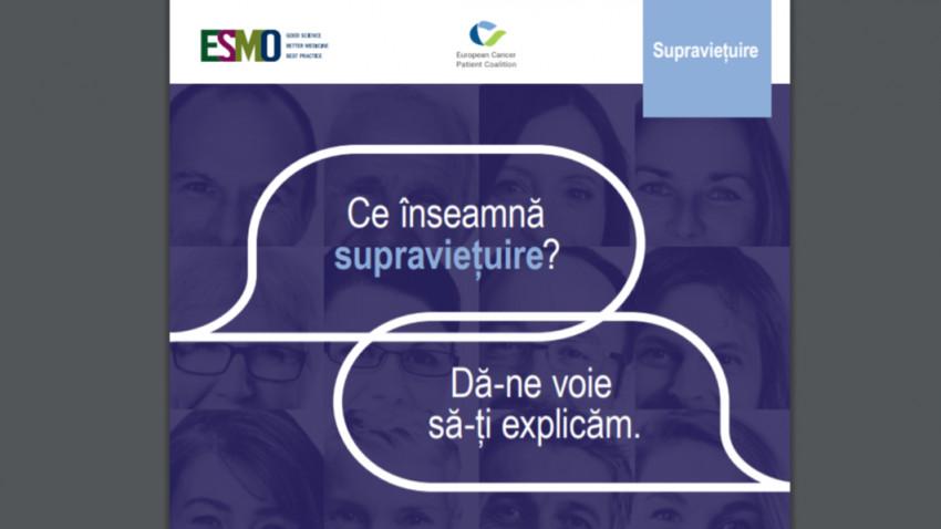 Viața după cancer: Ghidul Supraviețuitorului de Cancer a fost lansat în limba română