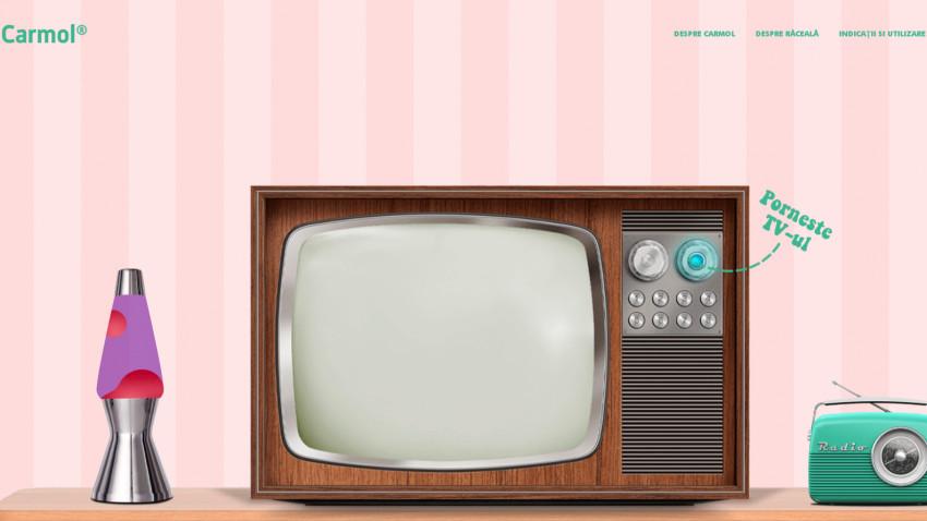 Agenția Tuio duce coolness-ul Carmol - Ediție Limitată și în mediul digital