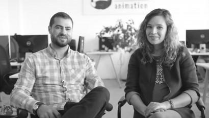 [De la prietenie la business] Octavian Chiriac și Andra Gherasim, FatFoxAnimation: E loc de mai multe proiecte de animație create de români