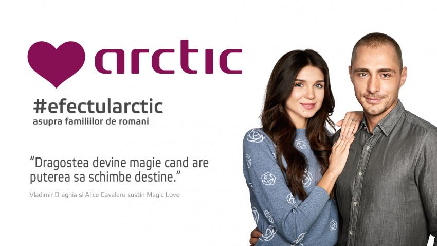 Descoperă #efectularctic alături de Arctic și MagiCamp