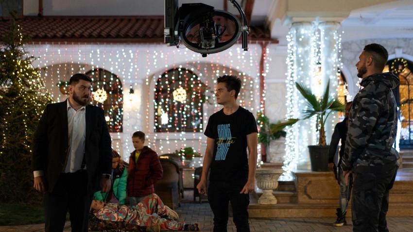 """Concurs """"5GANG: Un Altfel De Crăciun"""": Vezi filmul cu Selly și gașca în orașul tău"""