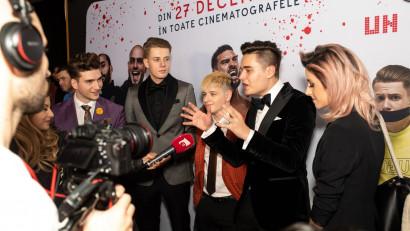 """Record de vânzări în România pentru biletele în avans la filmul """"5GANG: Un altfel de Crăciun"""""""
