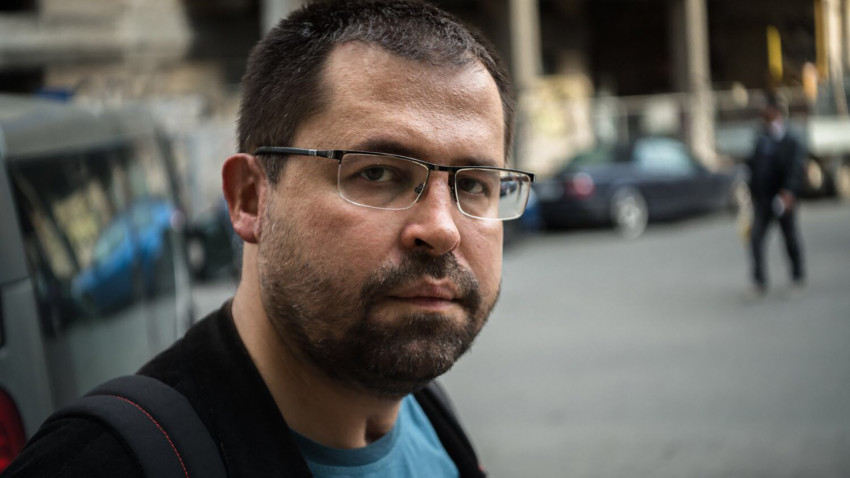 Mihai Grecea, regizor si supravietuitor Colectiv: Vom reveni la creativitatea genuina. Toata civilizatia umana e creata in jurul povestilor