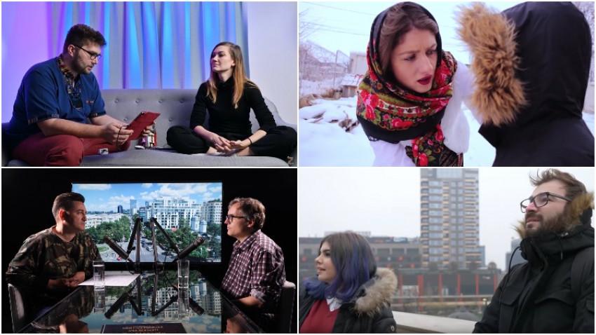 [România pe YouTube] Întrebări stupide, știri ciudate și decizii pe care ai putea să nu le regreți