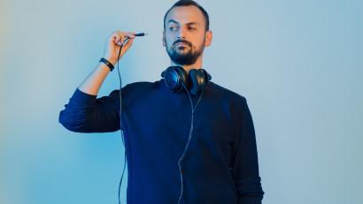 [REC și la podcast] Robert Katai a ales de la început două subiecte importante: marketing și viață