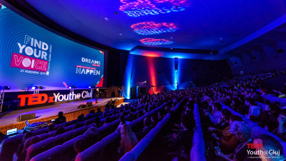 TEDxYouth@Cluj - Find your voice – Gânduri de final