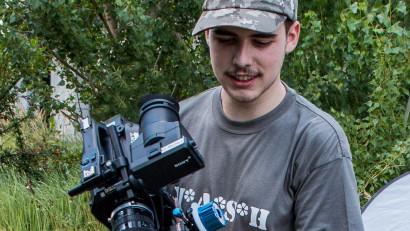 Sunt Luca, pustiul de liceu care face filme