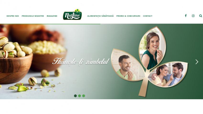 Agenția Digital Wand și Nutline, parteneri în crearea noului website de brand, regândit pe noua poziționare a brandului
