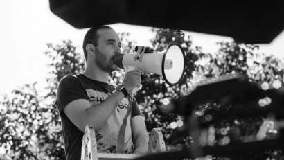 [Producția Moldovei] Eugen Damaschin, Milk Films: De când mă țin minte, mereu inventam ceva. Istorii, lumi paralele, imagini