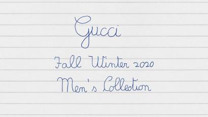 Când ești Gucci, faci ce vrei