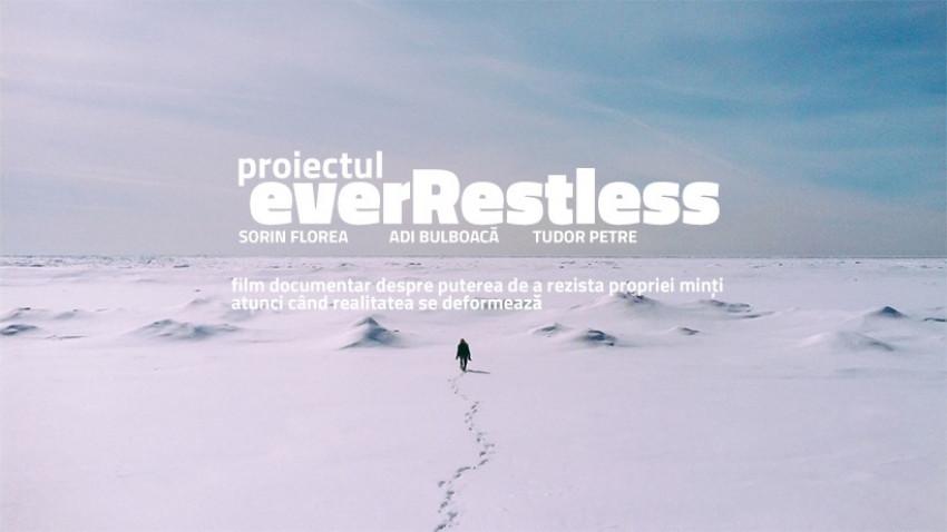 EverRestless - primul documentar de lungmetraj realizat de o echipă de români la Cercul Polar