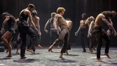 TRACES, cea mai recentă producție a celebrei companii flamande de dans contemporan, Ultima Vez / Wim Vandekeybus, prezentată în premierăla Teatrul Național București pe 9 ianuarie 2020