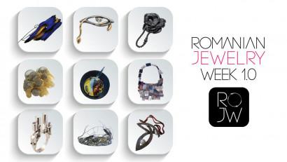Assamblage anunță prima ediție ROMANIAN JEWELRY WEEK,19-24 martie 2020