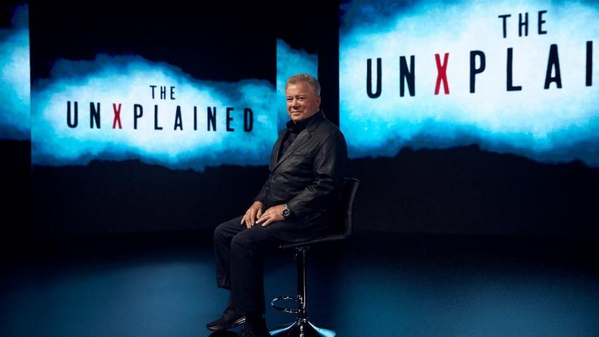"""""""Inexplicabil"""" cu William Shatner, un serial nou care rezolvă mistere neelucidate va fi difuzat, în exclusivitate, la HISTORY"""