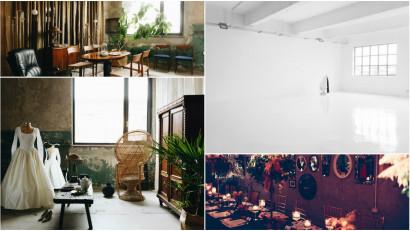 [Spatii alternative] O experienta berlineza la intersectia dintre o fosta fabrica de textile, o galerie de mobila si un studio de fotografie