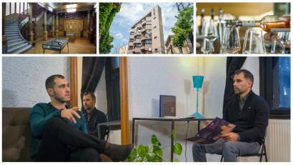 Poveștile care transformă turiștii din București în localnici și localnicii în turiști