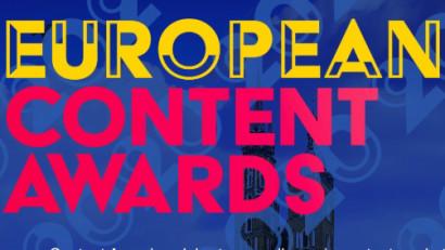 European Content Awards 2020 - o agenție din România, printre finaliști
