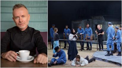 Radu Afrim: Nu-mi permit sa vorbesc despre insomniile mele fara sa vorbesc despre insomniile lumii in spectacolele mele