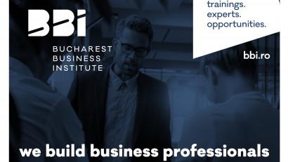 BUCHAREST BUSINESS INSTITUTE - din februarie 2020 redefinim educația de business