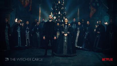 Netflix și The Witcher câștigă Lucrarea Lunii în Top 3 ADC - Decembrie