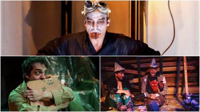 [Act & play] Ionut Grama: Mi s-a parut mereu amuzant ca sunt recunoscut pe strada din reclame, si nu din film sau teatru