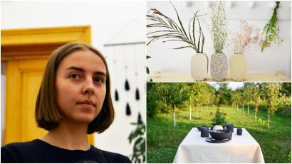 [Noii artizani] Iuliana Grigoriu: Construiesc obiectele manual, fară matriță, și asta îmi place cel mai mult