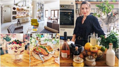 [Spații alternative] Cristina Mazilu a vrut un studio de cooking, dar spațiul a căpătat propria lui identitate