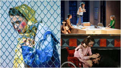 [Act & play] Adela Bengescu: Cineva îți zice, am găsit un spațiu, e un fost service RATB, hai să facem un spectacol acolo. Și înnebunești de fericire