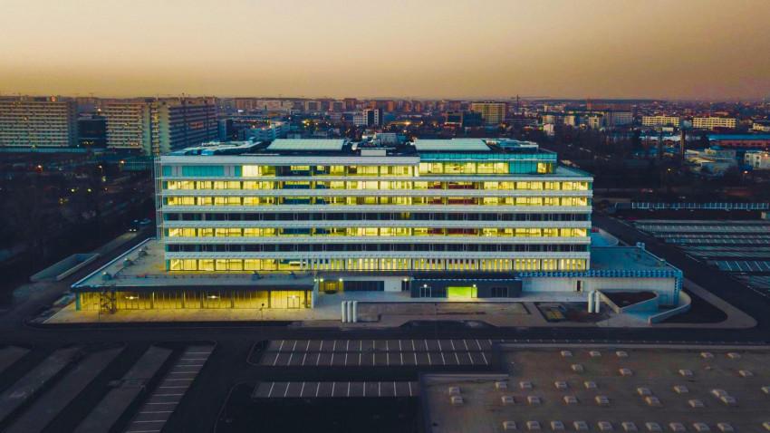 Globalworth a devenit acționar unic al companiei care deţine clădirea Renault Bucharest Connected