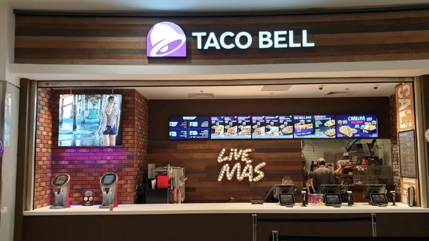 La finalul anului 2019, Taco Bell a inaugurat al 10-lea restaurant din portofoliu, în orașul Constanța