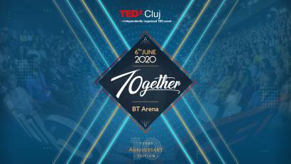 Urmează o postare plină de vești bune pentru comunitatea @TEDxCluj
